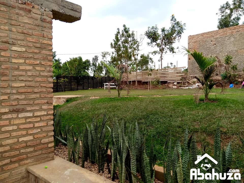 a well prepared plot for sale at RUSORORO