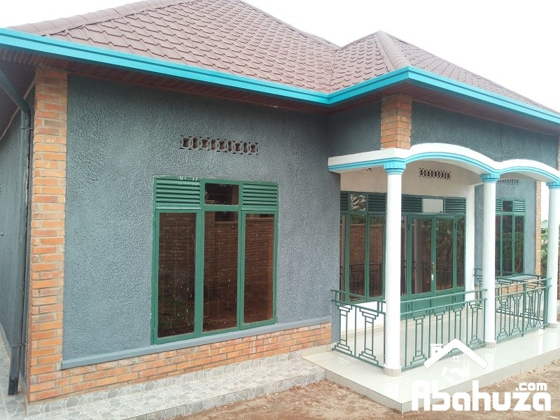 A NEW HOUSE OF 4BEDROOM FOR SALE AT MASAKA