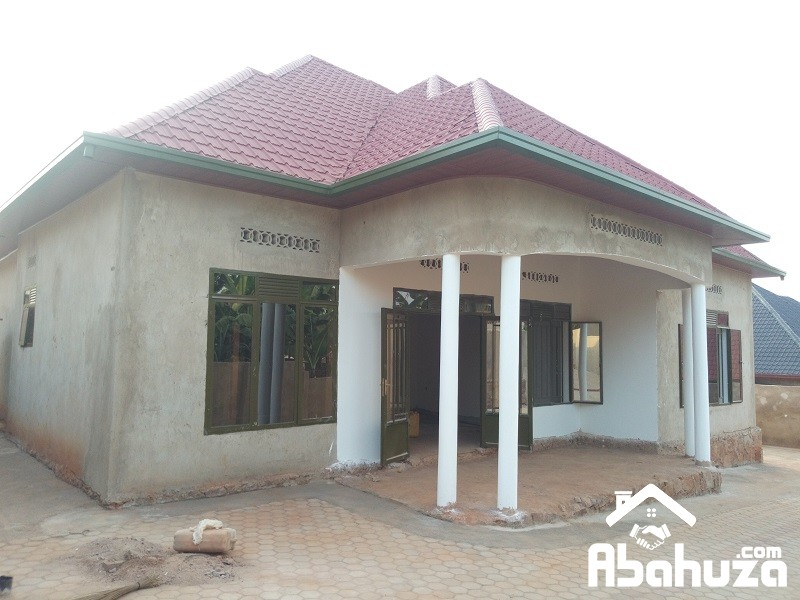 ALMOST FINISHED HOUSE FOR SALE AT MASAKA
