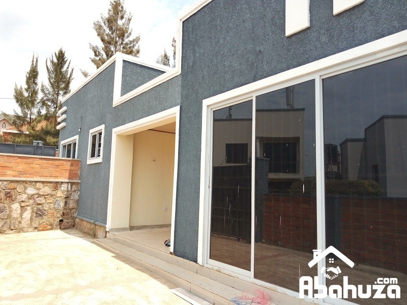 A NEW 3 BEDROOM HOUSE FOR RENT AT KIMIRONKO
