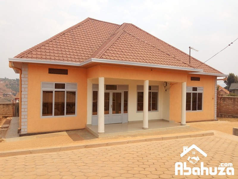 A GOOD PRICE HOUSE FOR SALE AT KABEZA