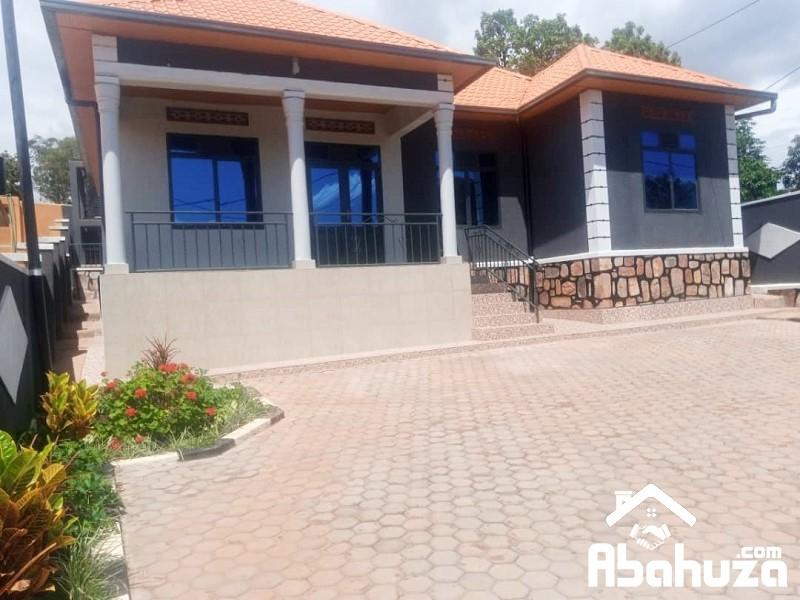 A NEW HOUSE FOR RENT IN KIGALI AT KAGARAMA-MUYANGE