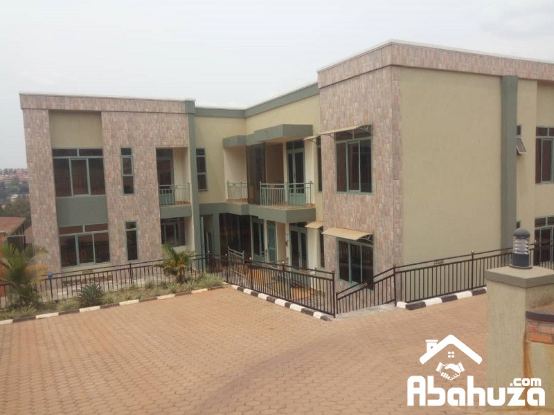 A FURNISHED APARTMENT FOR RENT IN KIGALI AT KIMIRONKO