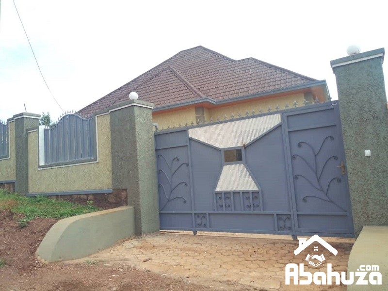 A WELL LOCATED HOUSE FOR SALE IN KIGAKI NEAR AZAM