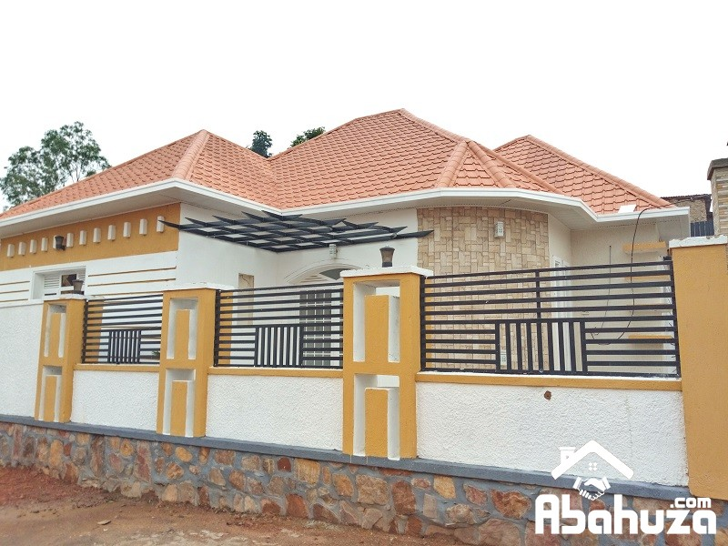 A NEW DECENT HOUSE FOR RENT AT KIBAGABAGA
