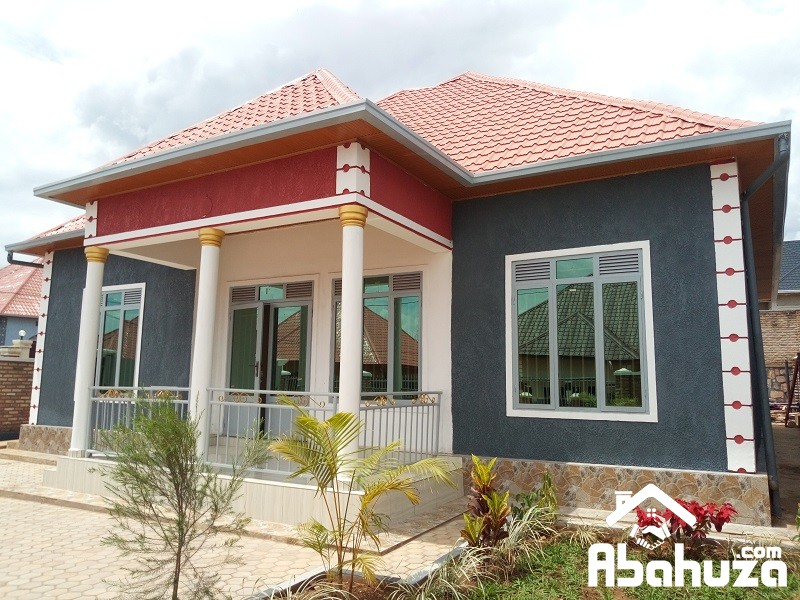 A WELL LOCATED HOUSE FOR SALE IN KIGALI WITH NICE FINISHING