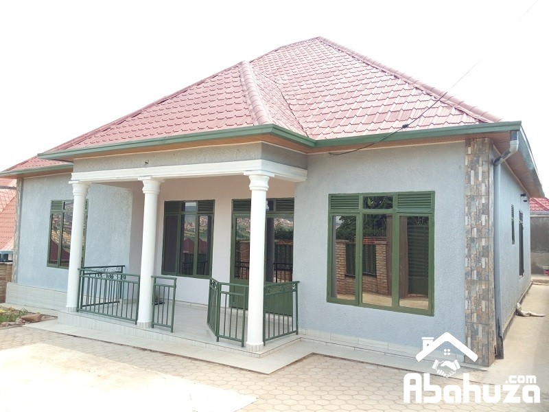 A WELL FINISHED HOUSE WITH GOOD PRICE AT KABEZA