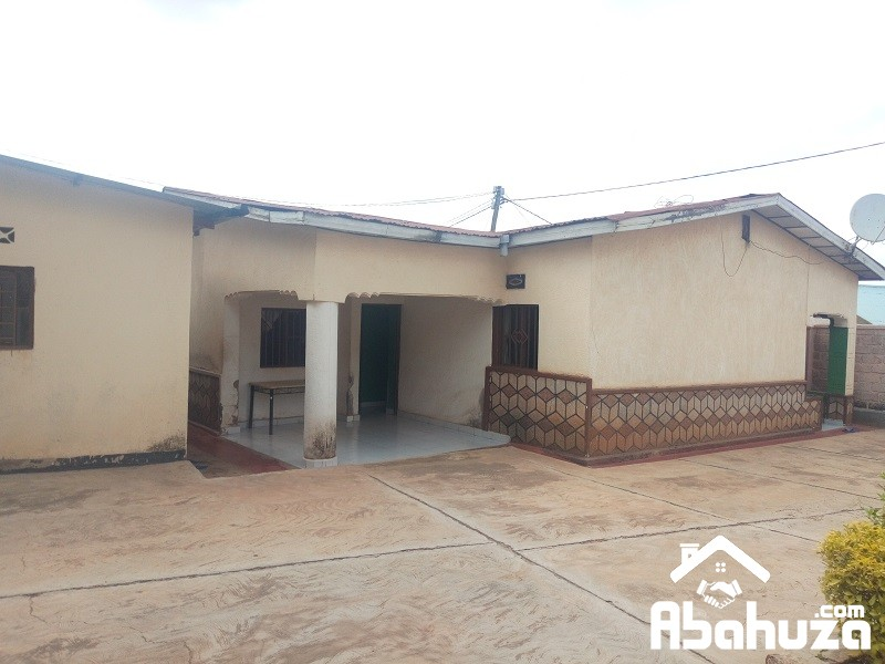 A 4 BEDROOM HOUSE FOR SALE AT GISOZI