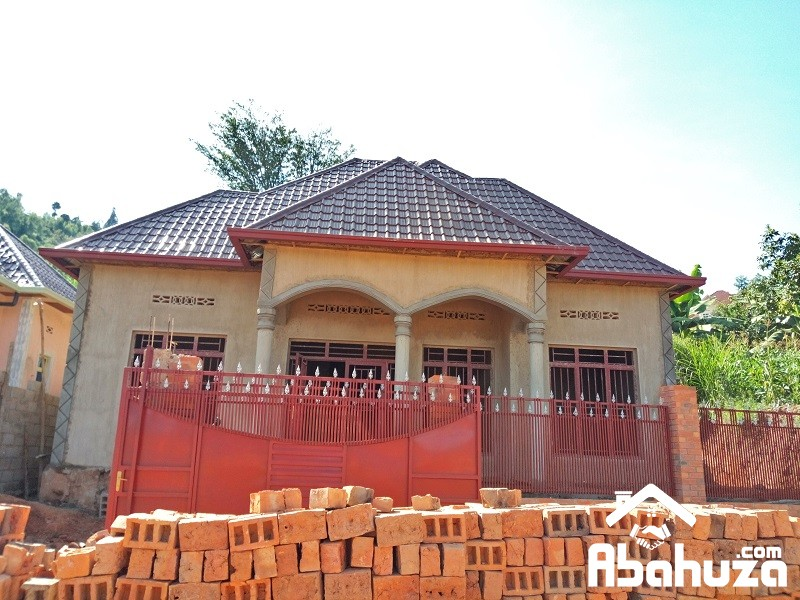 A NEW CHEAP HOUSE FOR SALE AT ZINDIRO