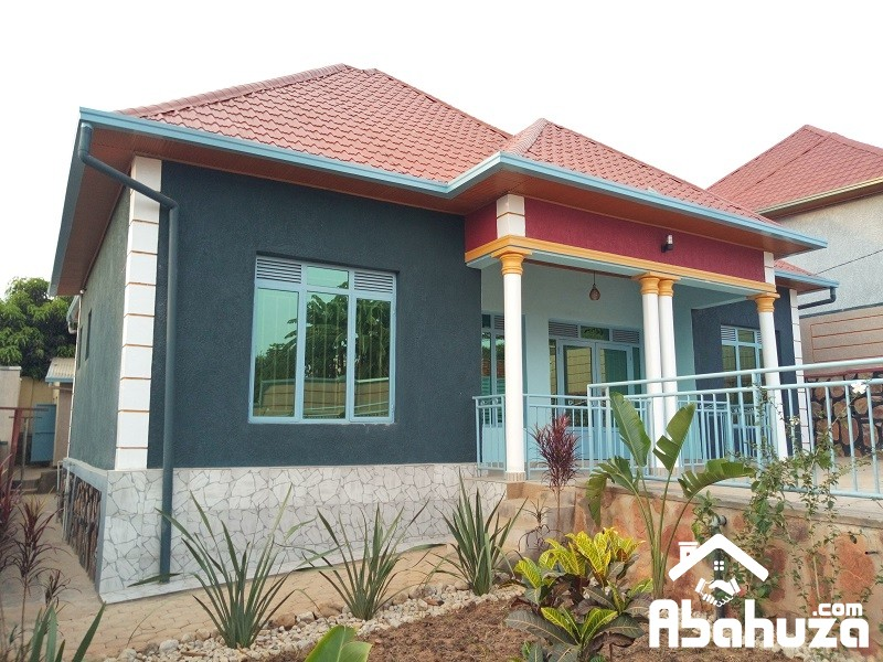 A GOOD AND WELL LOCATED HOUSE FOR SALE AT KABEZA