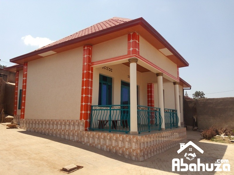 A NEW 3 BEDROOM HOUSE FOR SALE AT GISOZI