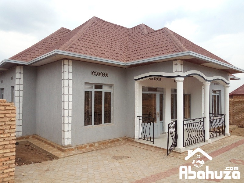 A NEW FINISHED HOUSE OF 4 BEDROOM AT KABUGA