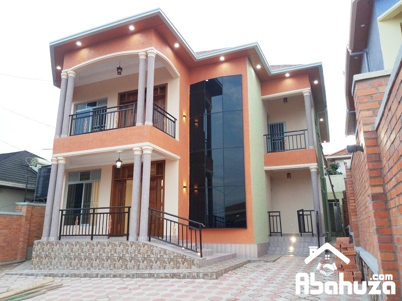 A BRAND NEW HOUSE FOR SALE AT KIBAGABAGA