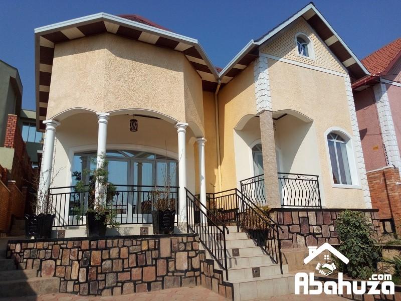 A NICE HOUSE FOR SALE AT KIBAGABAGA