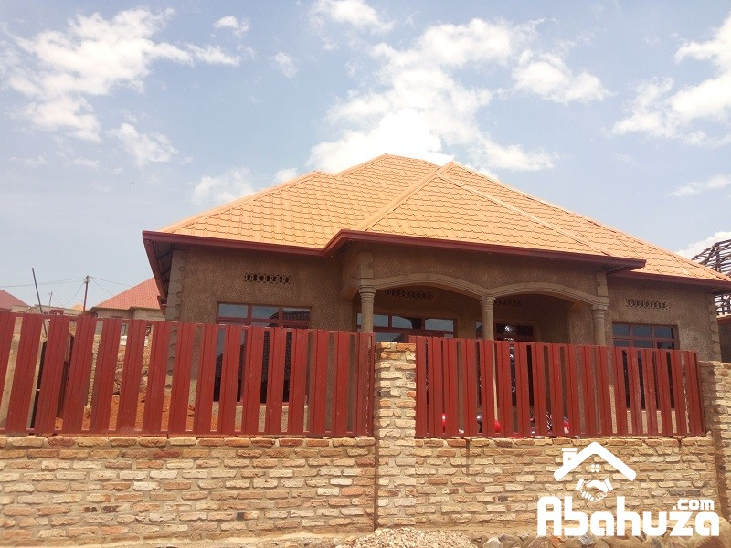 A 4 BEDROOM HOUSE FOR SALE AT MASAKA