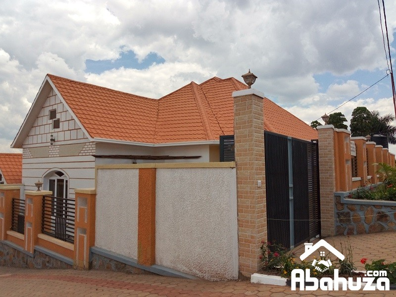 A NEW FINISHED HOUSE FOR SALE AT KAGARAMA