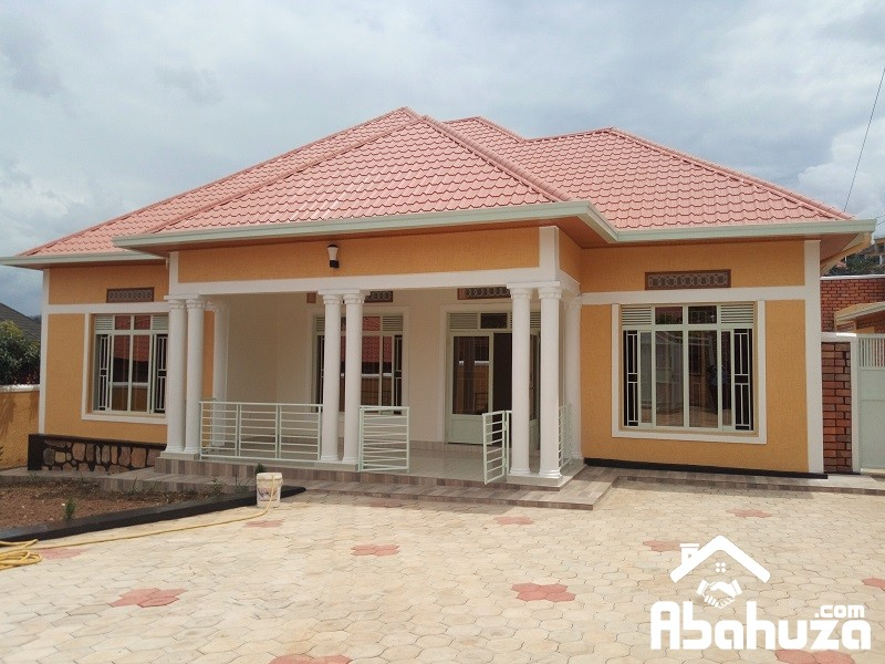 A BIG HOUSE WITH NICE FINISHING IN KIGALI AT KIBAGABAGA