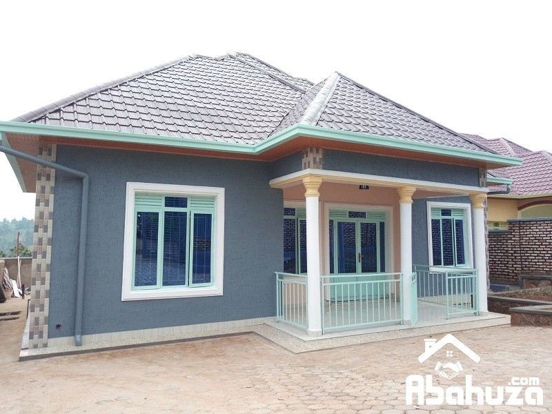 A NEW FINISHED HOUSE FOR SALE IN KIGALI AT KANOMBE-BUSANZA