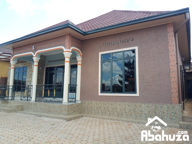 A BEAUTIFUL HOUSE FOR SALE IN KIGALI AT NIBOYE ON GOOD PRICE