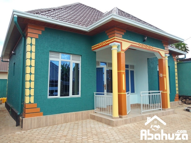A GOOD PRICE HOUSE FOR SALE IN KIGALI AT KANOMBE
