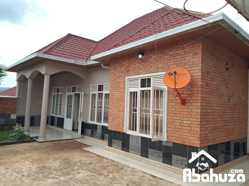 A WELL LOCATED HOUSE FOR SALE IN KIGALI AT KANOMBE