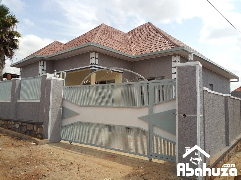 A NEW HOUSE ON GOOD PRICE FOR SALE IN KIGALI AT KAGARAMA