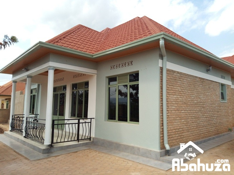 A NEW FINISHED HOUSE FOR SALE IN KIGALI AT GASOGI