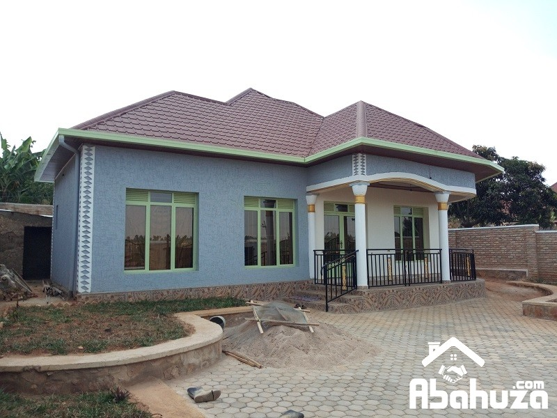 A 3 BEDROOM HOUSE FOR SALE IN KIGAL AT KANOMBE