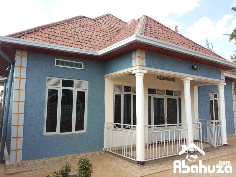 A NEW FINISHED HOUSE FOR SALE IN KIGAL AT KANOMBE