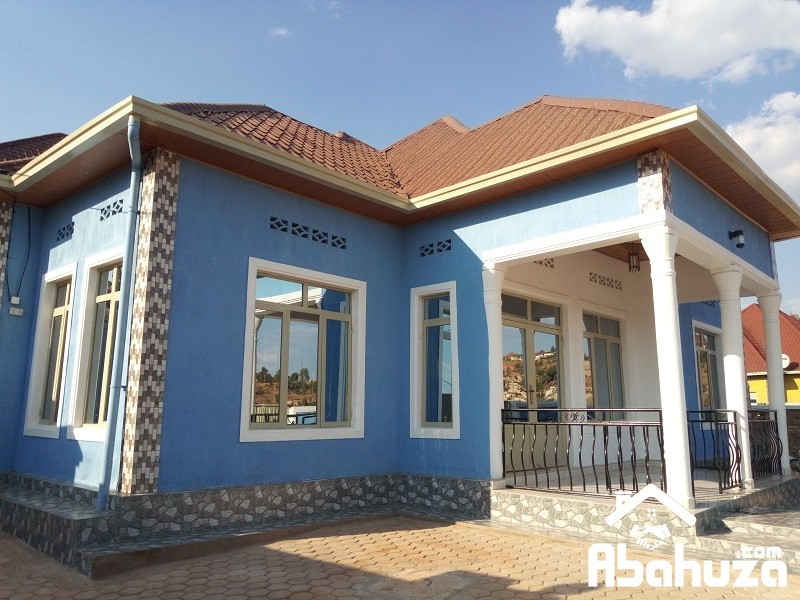 BRAND NEW HOUSE FOR SALE WITH GOOD PRICE IN KIGALI-KABEZA