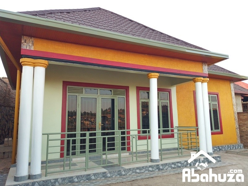 A 4 BEDROOM HOUSE FOR SALE IN KIGALI AT KABEZA