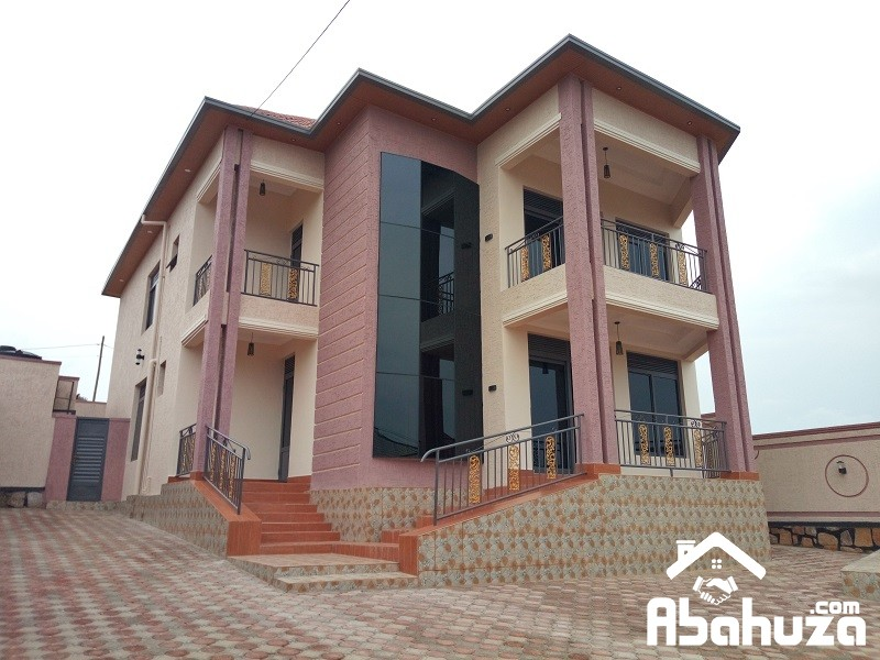 A NICE HOUSE OF 6 BEDROOMS FOR SALE IN KIGALI AT KIBAGABAGA