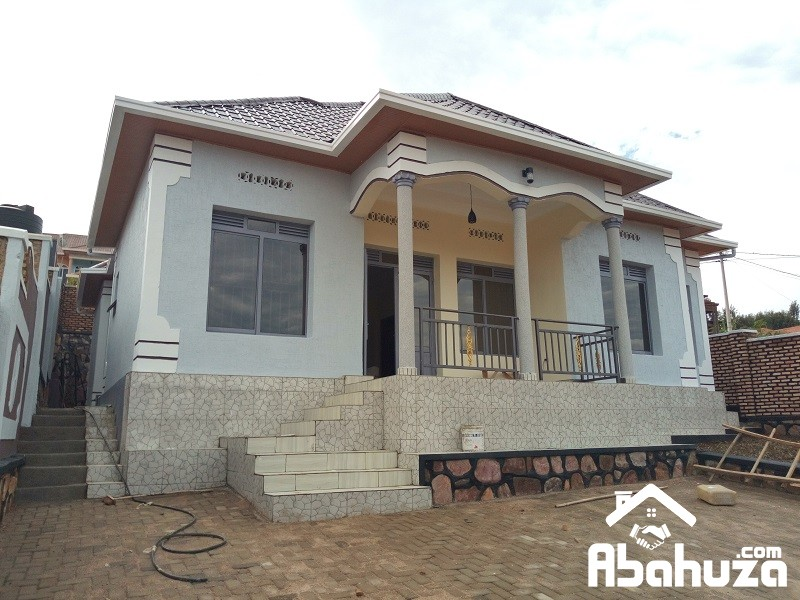 BRAND NEW HOUSE FOR SALE WITH NICE VIEW IN KIGALI-KABEZA