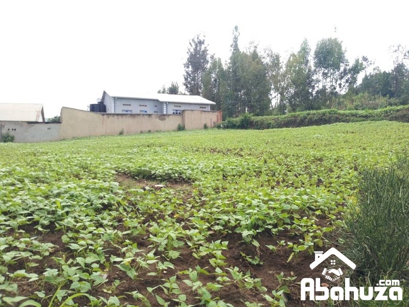 A WELL LOCATED PLOT FOR SALE IN KIGALI AT KINYINYA