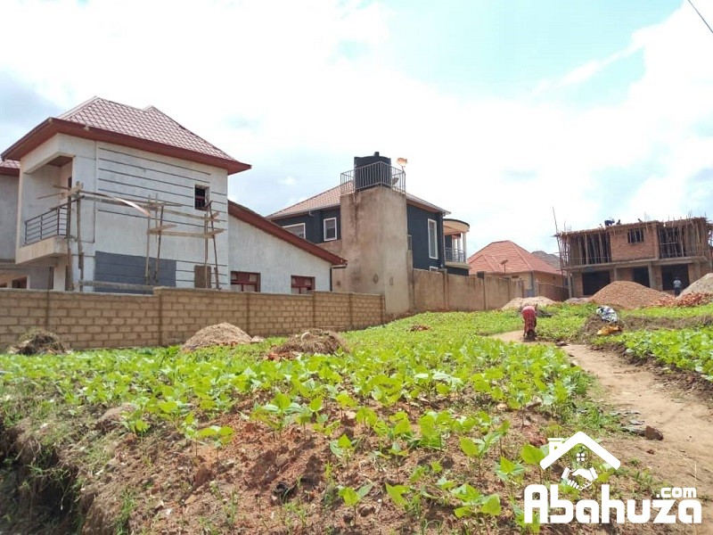 A RESIDENTIAL PLOT FOR SALE IN KIGALI AT KIMIRONKO