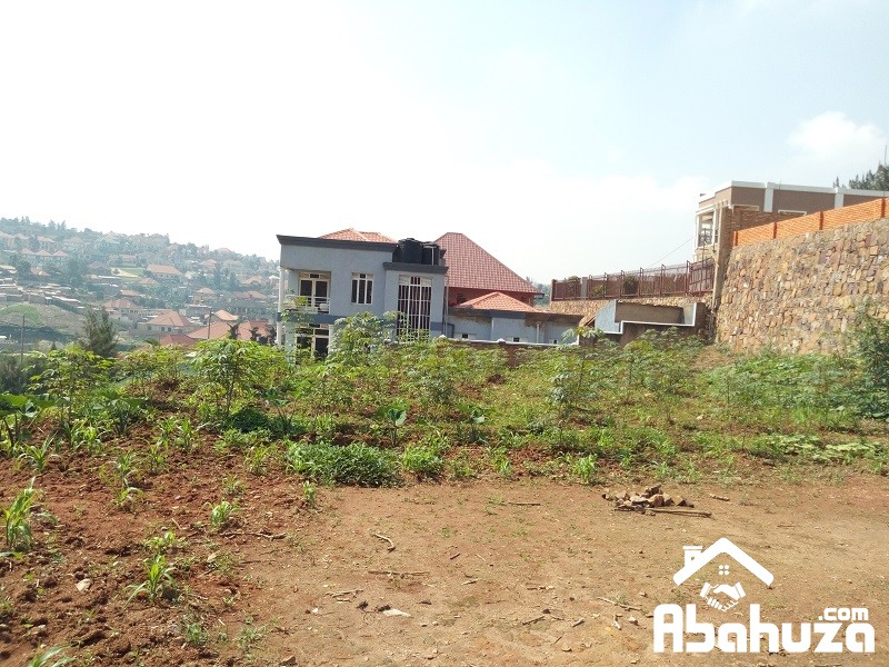 A RESIDENTIAL PLOT IN GOOD NEIGHBORHOOD OF KIBAGABAGA