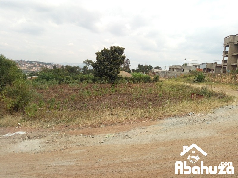 A WELL LOCATED PLOT FOR SALE WITH NICE VIEW