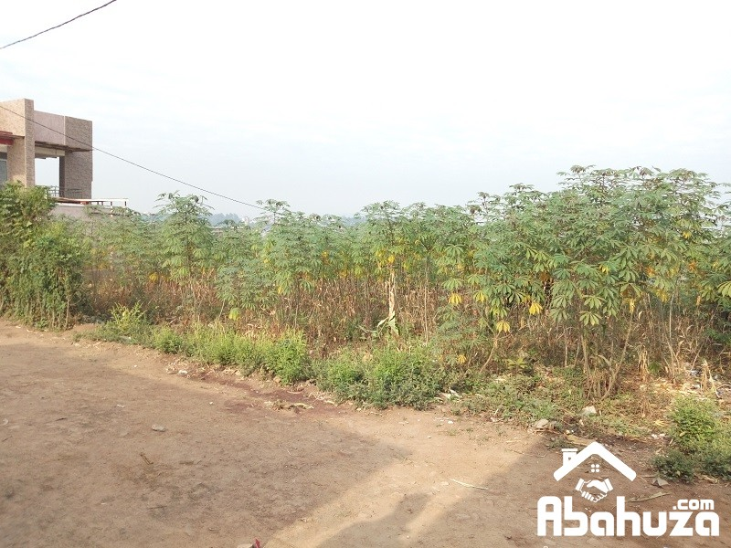 A GOOD PLOT FOR SALE IN 20 METERS FROM ASPHALT ROAD