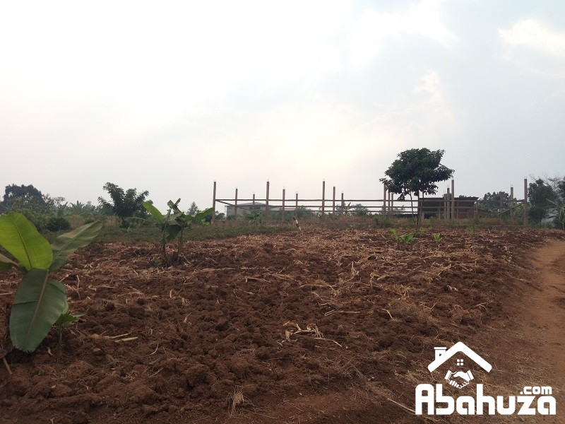 A BIG PLOT FOR SALE AT BUSANZA