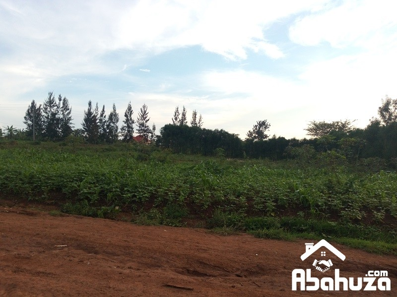 A RESIDENTIAL PLOT FOR SALE IN KIGALI AT NDERA
