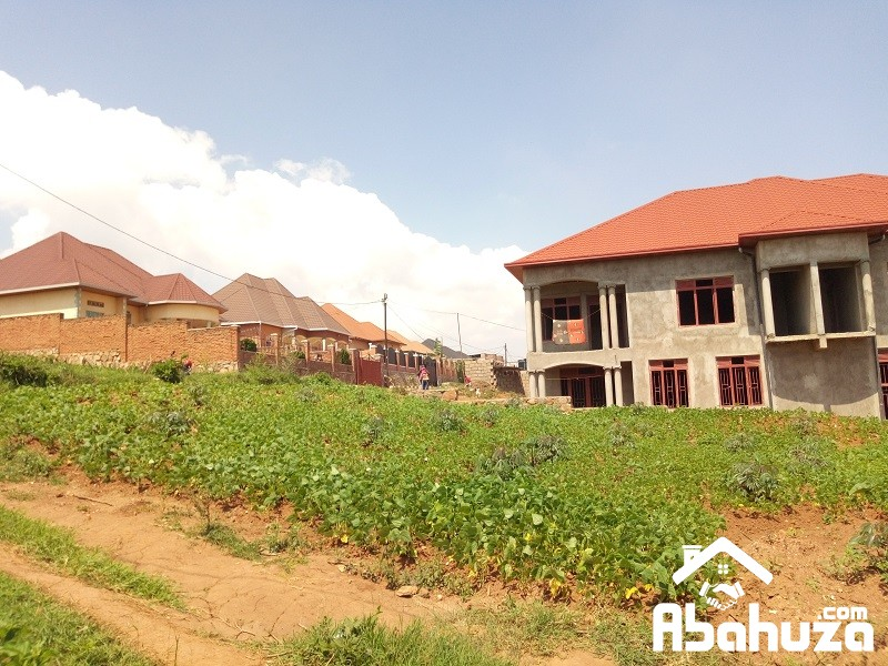 A WELL LOCATED PLOT TO SELL IN KIGALI AT KAGARAMA