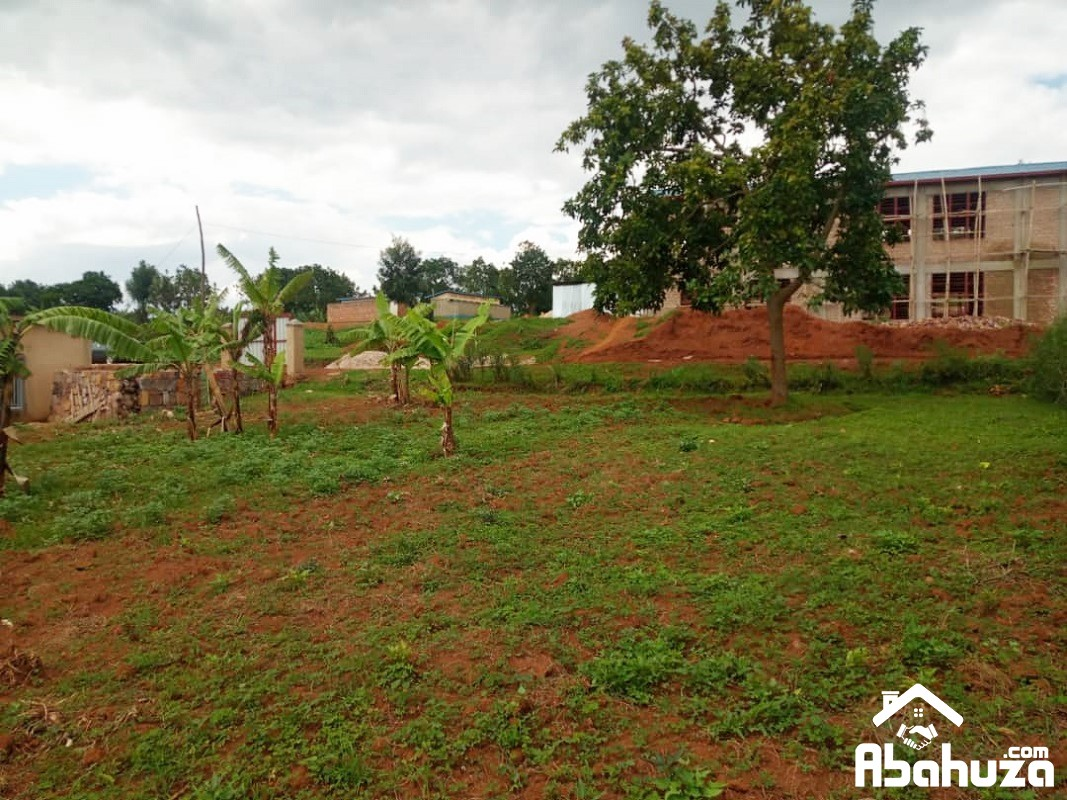 A PLOT OF 700SQM FOR SALE IN KIGALI AT GASANZE