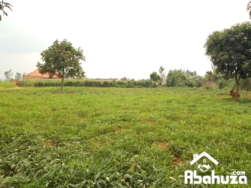 A BIG AND FLAT PLOT FOR SALE IN KIGALI AT BUSANZA