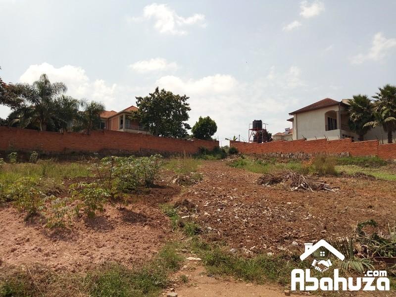 A PLOT FOR SALE IN KIGALI IN GOOD NEIGHBORHOOD OF KIBAGABAGA