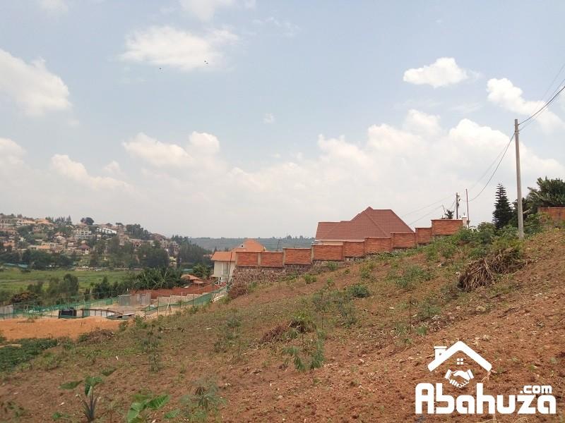 A RESIDENTIAL PLOT FOR SALE IN KIGALI AT KIBAGABAGA