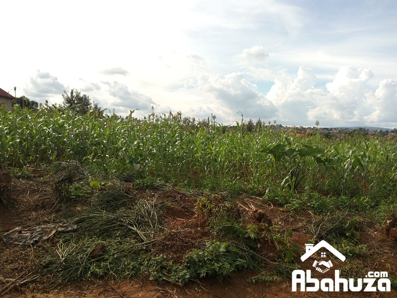 A GOOD PLOT FOR SALE IN KIGALI AT BUSANZA