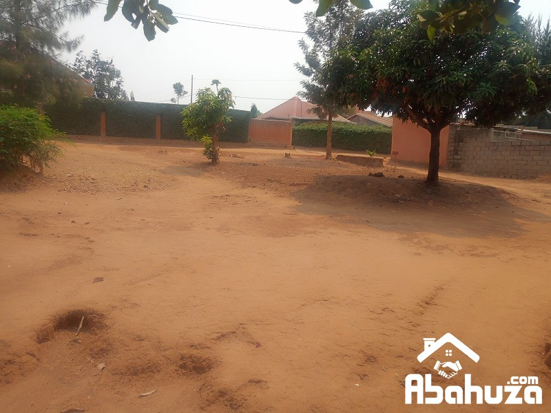A  RESIDENTIAL PLOT FOR SALE AT NIBOYE