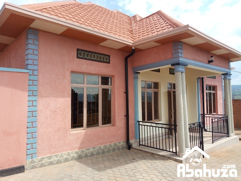 A NEW FINISHED HOUSE FOR SALE IN KIGALI AT KABUGA CENTER
