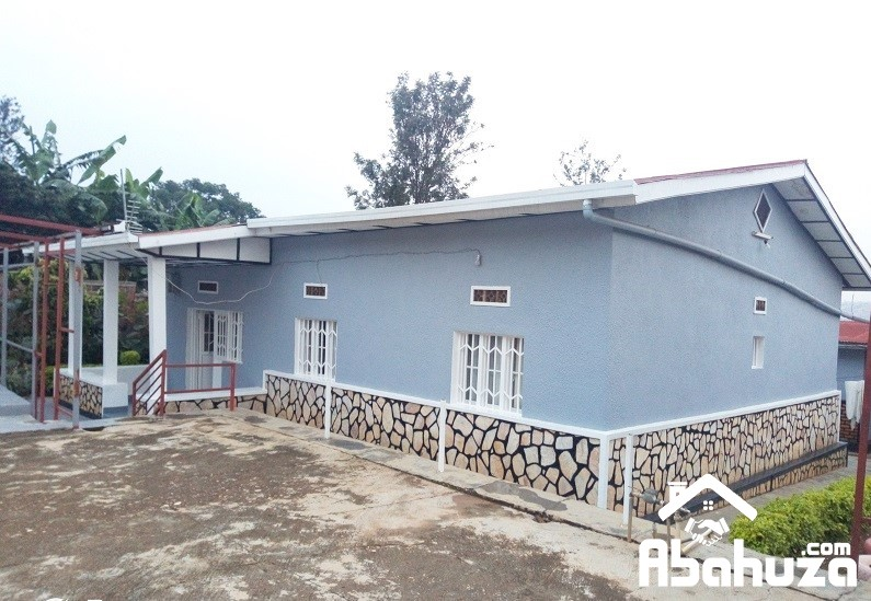 A HOUSE FOR SALE NEAR KABEZA MODERN MARKET