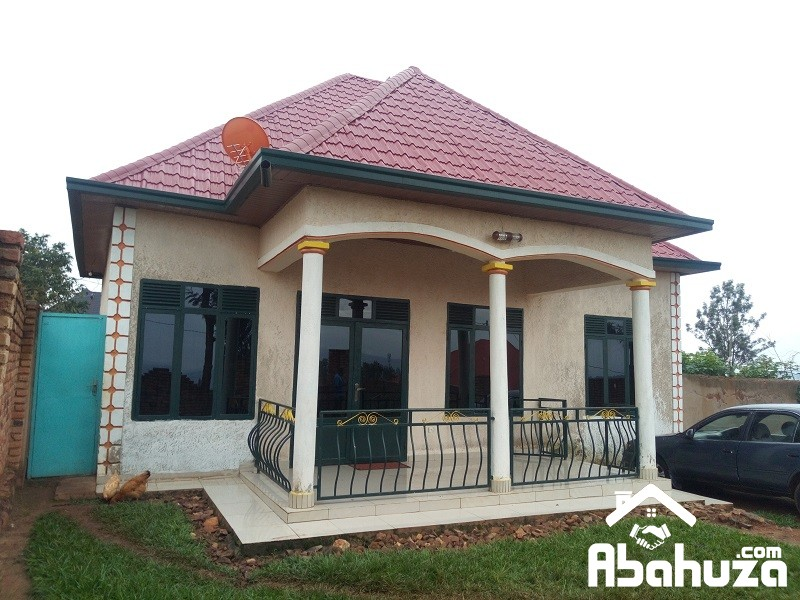 A 3 BEDROOM HOUSE FOR SALE AT MASAKA